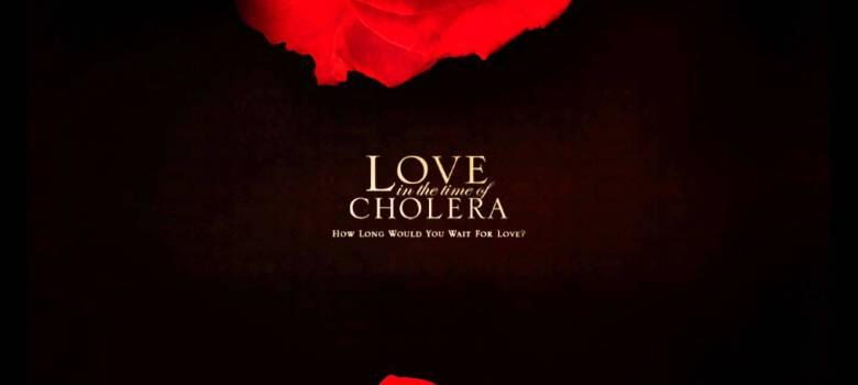 El Amor en los Tiempos del Cólera. Extraído de: https://www.youtube.com/watch?v=aG5qsfyBVeo