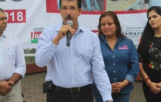 Imagen extraída de Facebook: Ayuntamiento de Tamazula 2015-2018.