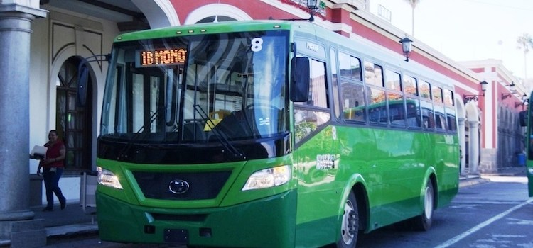 Proponen incrementar 2 pesos tarifa de transporte público en Ciudad Guzmán