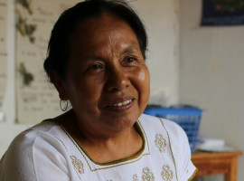 'Marichuy', nahua tuxpense y aspirante presidencial independiente, estará en Zapotlán el sábado