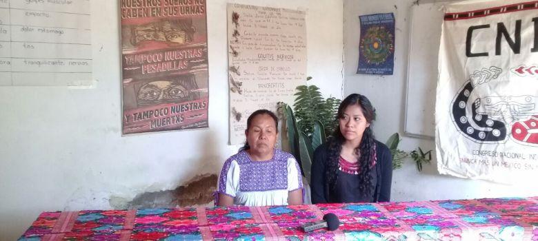 Grupo armado ataca caravana del CIG en Michoacán