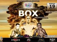 Llega el box profesional a Tuxpan