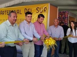 Inauguraron Feria Artesanal del Sur en Zapotlán el Grande