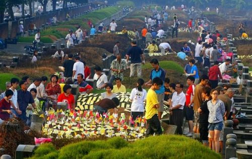 ¿Te has preguntado si en otros países celebran el día de muertos?
