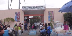 El panteón de Zapotlán, más de cien años de historia