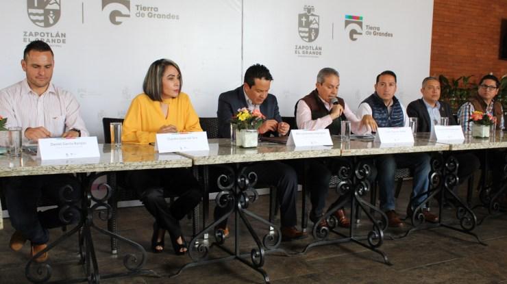 Box profesional llega a Ciudad Guzmán