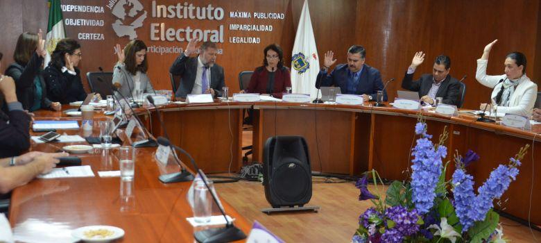 IEPC repartirá 100 mdp entre partidos políticos este año