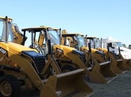A partir del lunes, llegará maquinaria a municipios de Jalisco