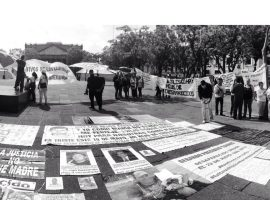 En seis años, sólo cuatro sentencias por desaparición forzada en Jalisco