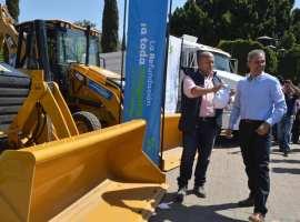 Zapotlán y el sur de Jalisco recibirían maquinaria adquirida de manera irregular