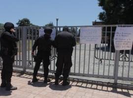 Fuerzas Estatales seguirán de manera permanente en CREN durante conflicto por posesión de tierras