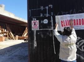 Por irregularidades PROFEPA clausura aserradero en Zapotlán