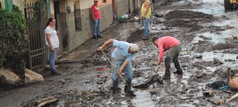 «Aquí no ha llovido nada, solo fue una desgracia inesperada»; el día después de un desastre anunciado