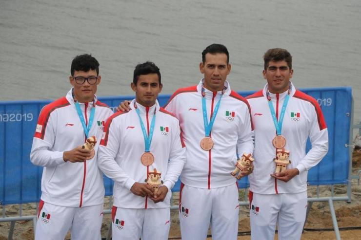 Medallistas paramericanos