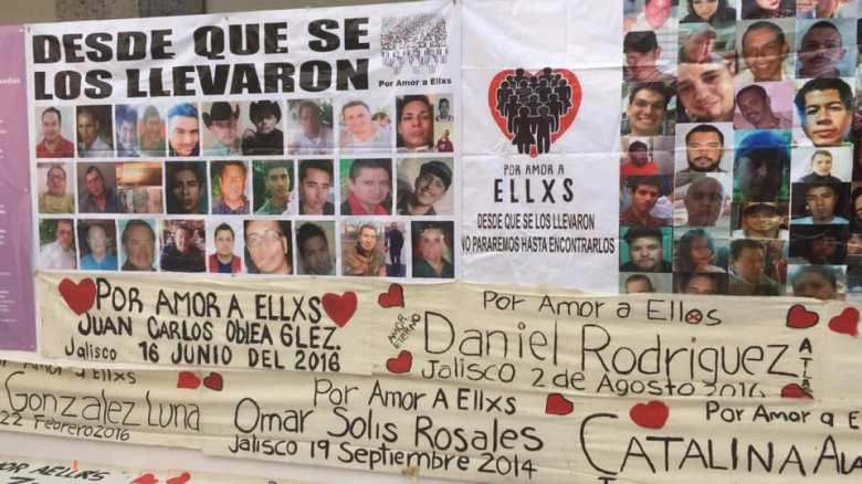 Imagen: Colectivo Por Amor a Ellxs | Archivo