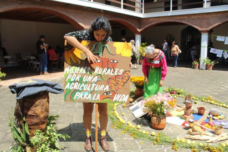 Preocupa a mujeres del sur de Jalisco uso descontrolado de agroquímicos