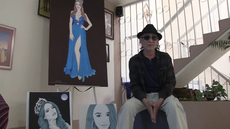 El artista Jesús Flores dona obras de arte a Zapotlán