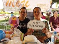 166 mujeres de la región recibieron apoyo para emprendimiento