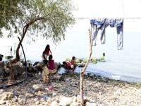 Combaten contaminación de agua en Poncitlán, alimentando a los enfermos