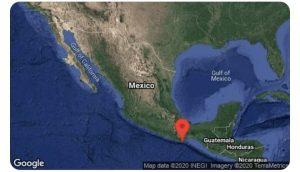 Sismo de 7.5 fue percibido en el sur de Jalisco