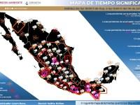 Ondas tropicales causarán precipitaciones en el sur de Jalisco