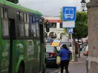 Anuncian aumento a la tarifa de transporte en Ciudad Guzmán