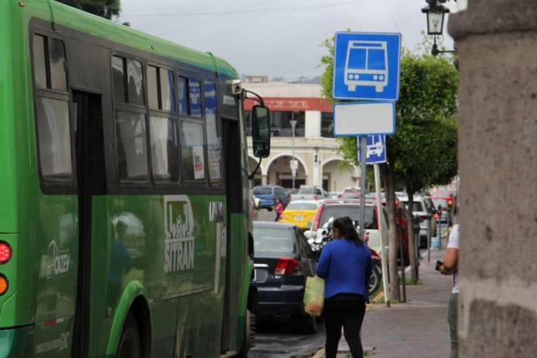 Transporte público podrá operar en Ciudad Guzmán el fin de semana