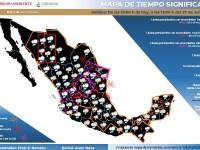 Canales de baja presión dejarán lluvias en Jalisco