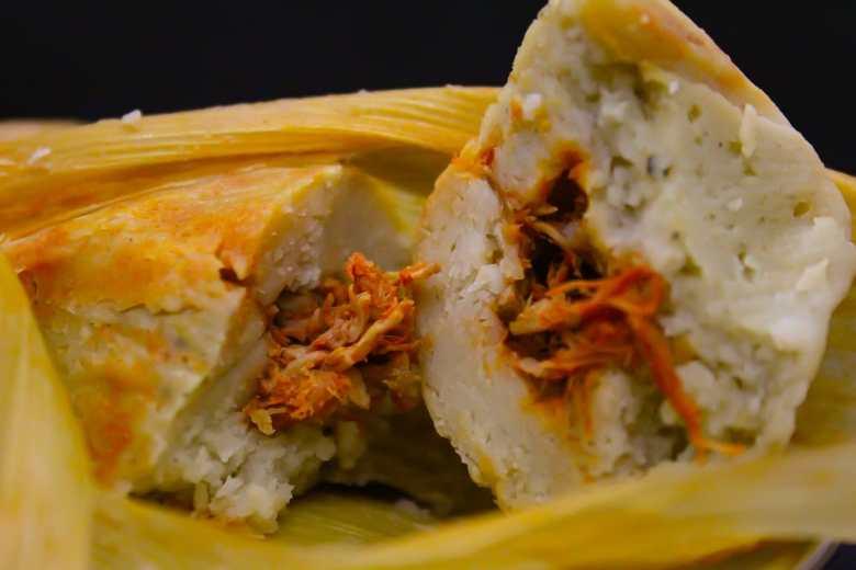 De ceniza, carne, elote o dulces ¿has probado los tamales zapotlenses?