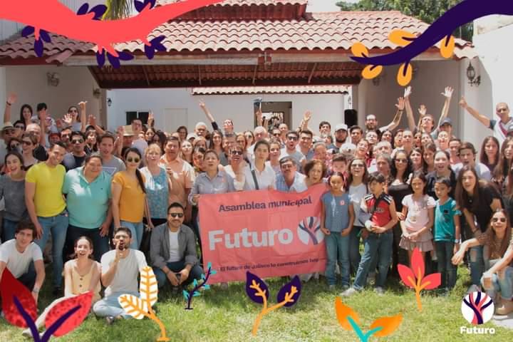 Futuro buscaría un cambio radical en Zapotlán El Grande