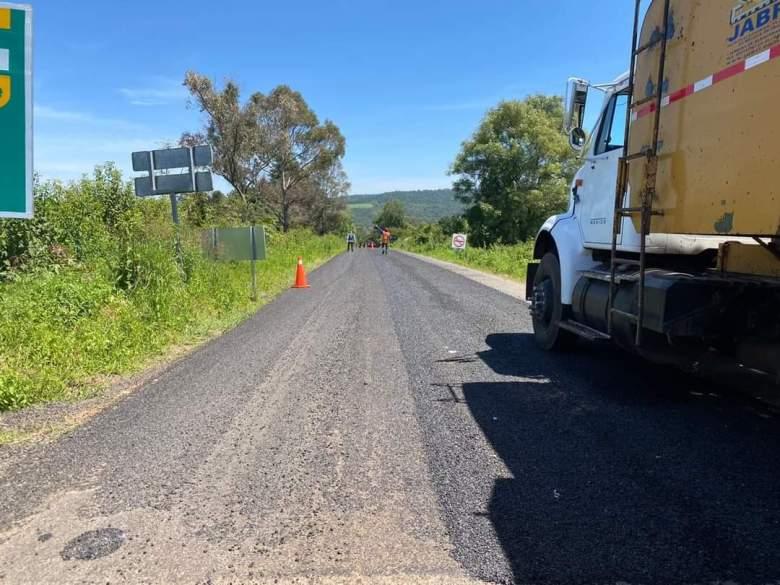 Rehabilitan carreteras para incentivar turismo en sierra del Tigre