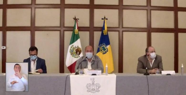 Activan botón de emergencia en Jalisco