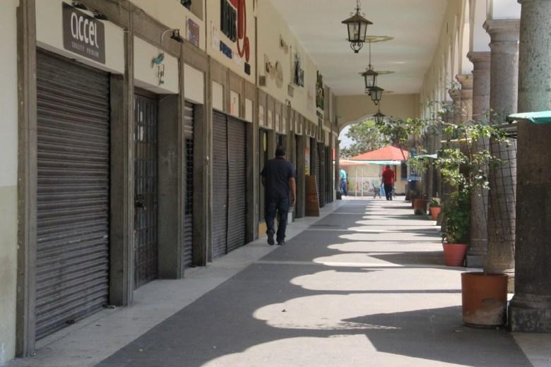 Durante operativo del botón de emergencia emitieron 4 multas y una clausura en Ciudad Guzmán