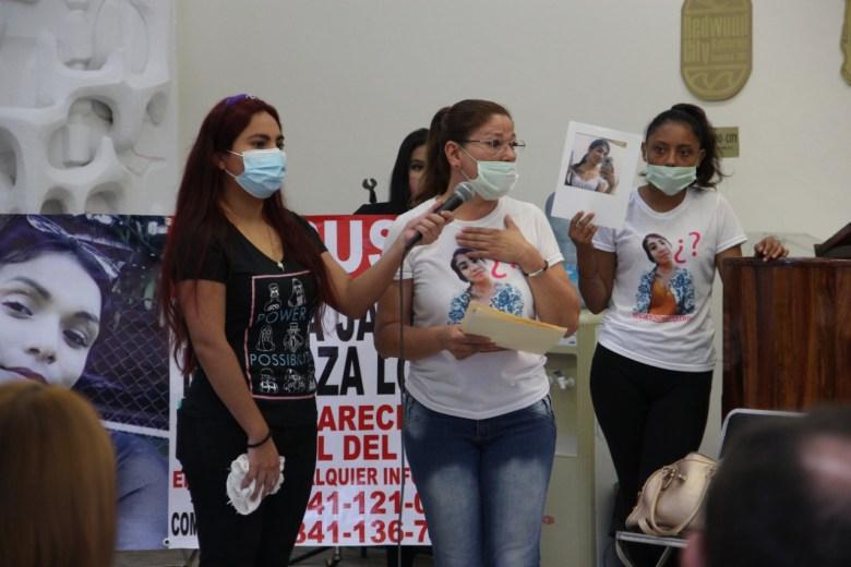 """""""Queremos hechos, no palabras"""": Familiares de personas desaparecidas a alcalde de Zapotlán"""