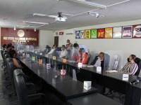 Rinden protesta presidente y consejeros del 19 consejo distrital para las próximas elecciones