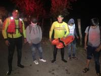 Rescatan a tres jornaleros agrícolas en la Laguna de Zapotlán