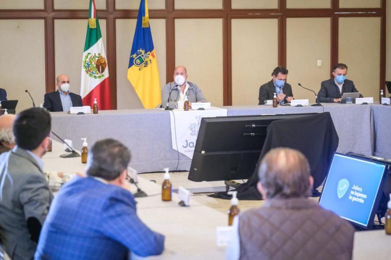 Jalisco pretende comprar 500 mil vacunas contra Covid-19: Alfaro