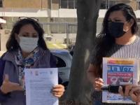 Feministas denuncian a La Voz del Sur ante el IEPCJ por violencia política contra la mujer
