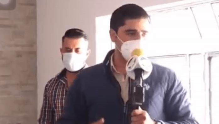 Se burlan en redes de Hagamos por «resbalón» de precandidato en Zapotlán el Grande