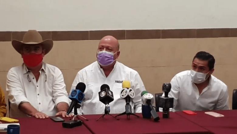 Señalan que Alberto Esquer usa programas sociales y obra pública para condicionar voto hacia MC