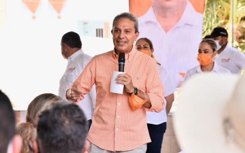 Elecciones: Casi medio mdp ha reportado Pepe Guerrero como gasto de campaña