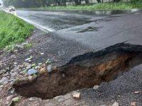 Carretera libre Guadalajara-Colima seguirá cerrada a causa de las fallas en Sayula