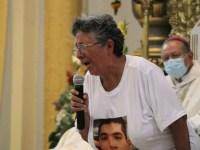 Un grito en la Catedral: la madre que busca a su hijo en Ciudad Guzmán