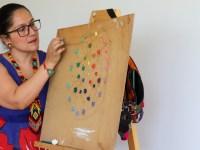 El arte es la esencia humana: Elsa Bravo
