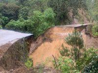 Por colapso de puente, queda cerrada la carretera Ciudad Guzmán a El Grullo