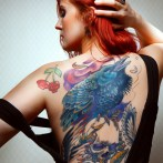 Tattoo woman_166021529