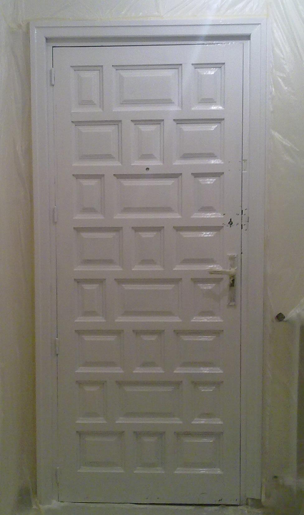 muebles lacados en vila puertas lacadas en blanco en vila