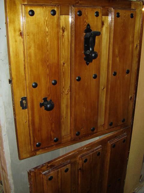Puertas De Cocina Rusticas Puertas Hechas Con Palet