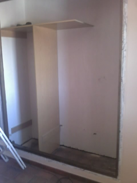 como forrar y montar el interior de un armario empotrado  armarios a medida en vila