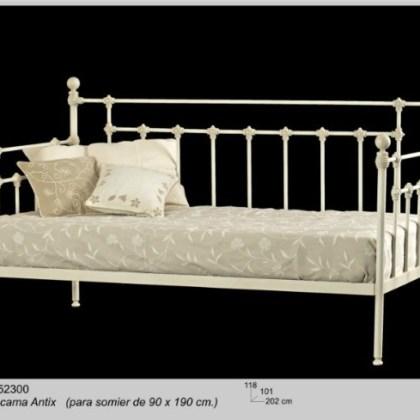 02852300 Sofá-cama de forja